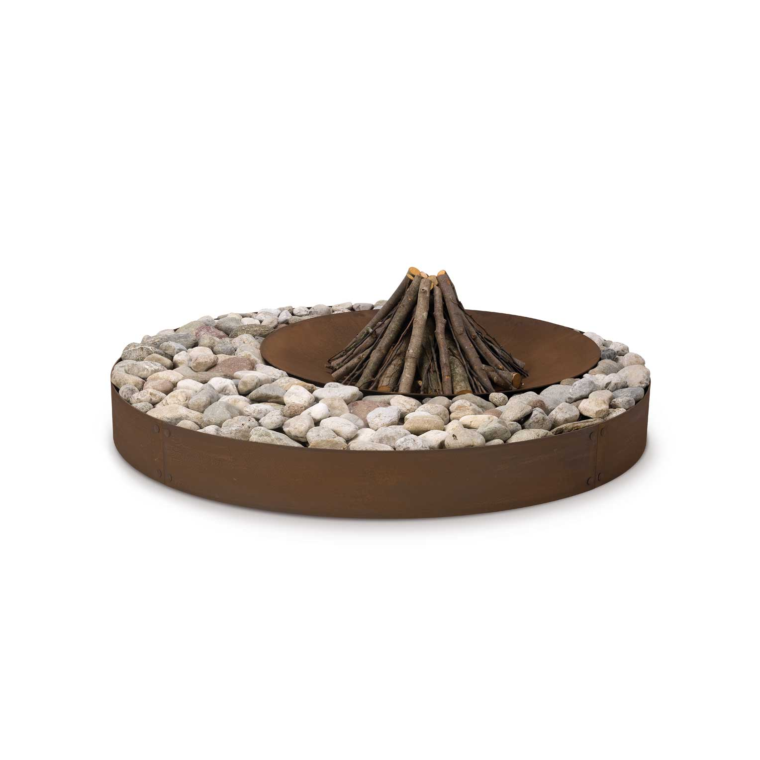 Outdoor Firepit Zen by AK47