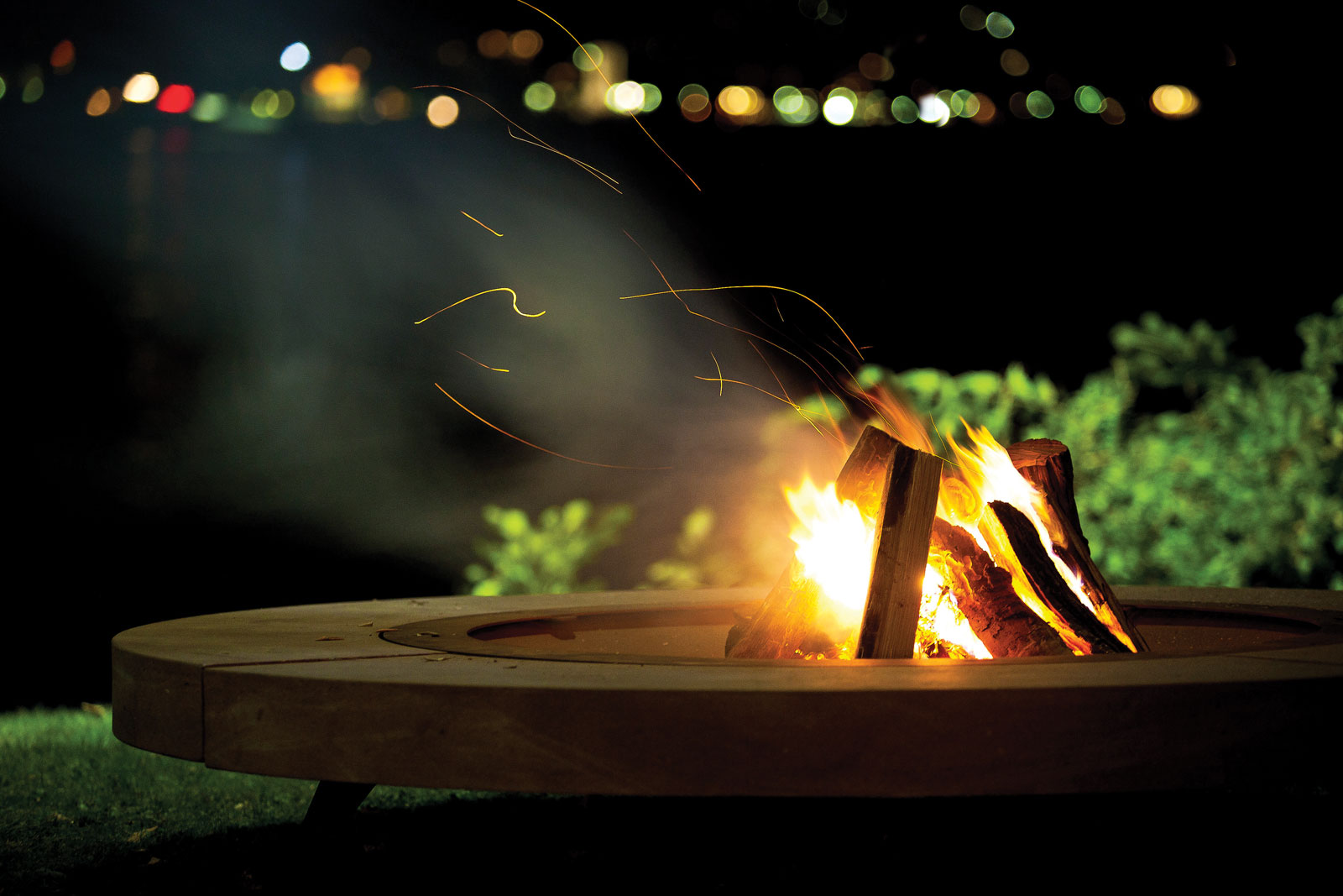 Outdoor Firepit Rondo by AK47