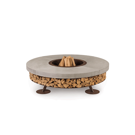 Ercole Outdoor Design fire pit