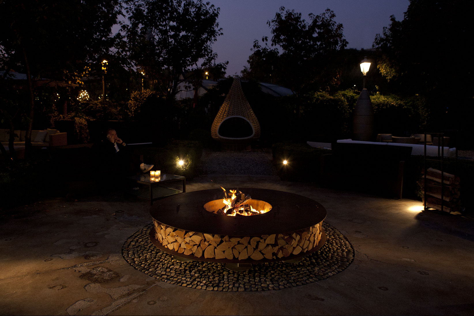 Outdoor Firepit Zero by AK47
