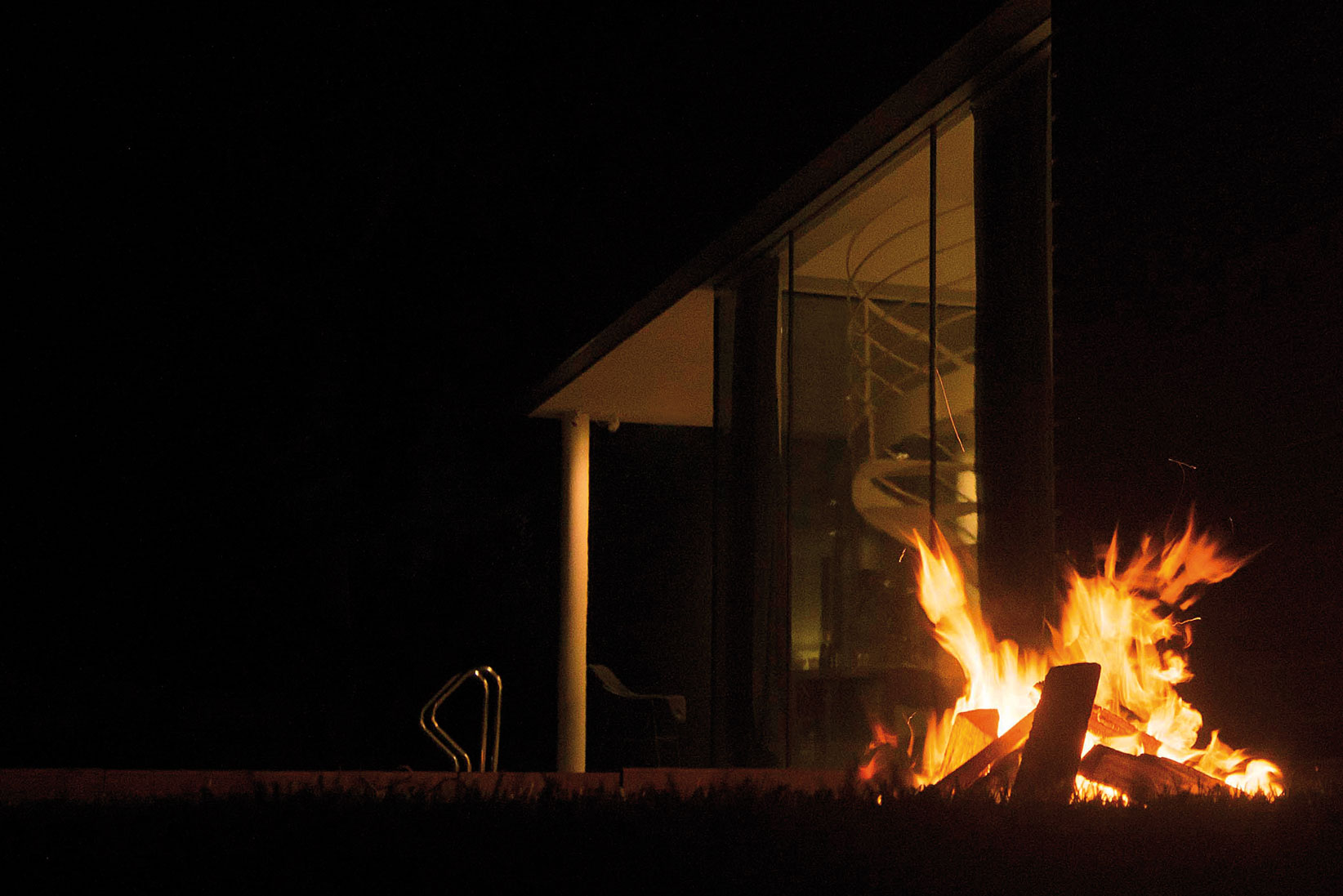 Outdoor Firepit Hole by AK47